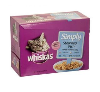 Whiskas Simply Pouches