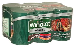 WINALOT ROASTS IN GRAVY