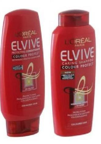 Elvive Colour Protect Shmpoo and conditioner